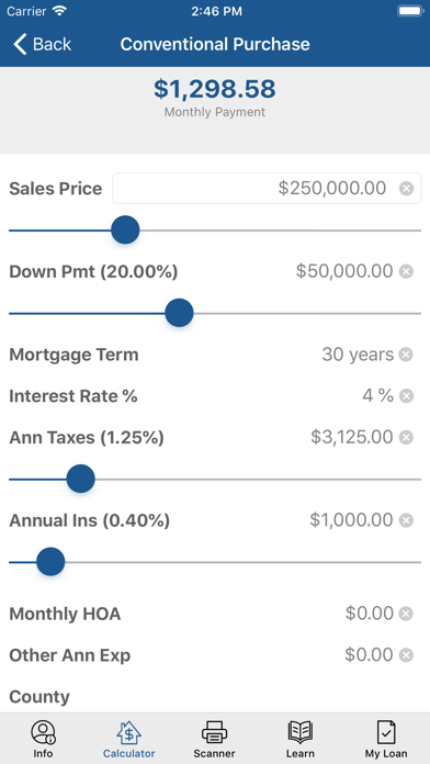 Intercap Lending AppScreenshot of 3