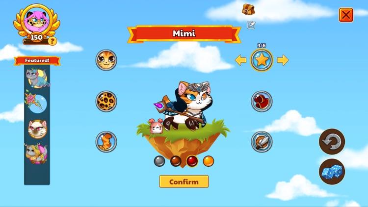 Castle Cats - Idle Hero RPG screenshot-7