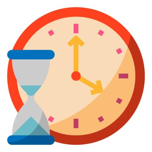 时间统计法 icon