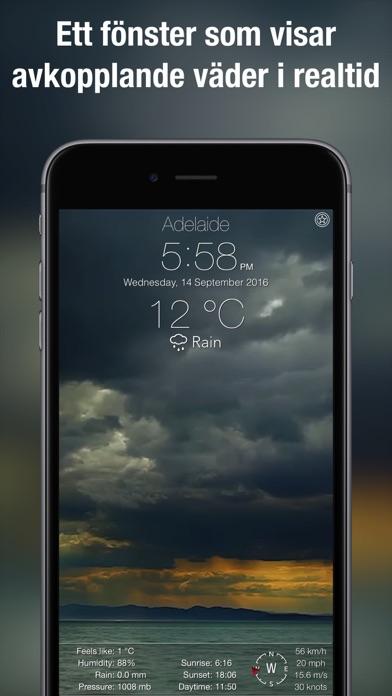 10 dagars väderprognos på PC