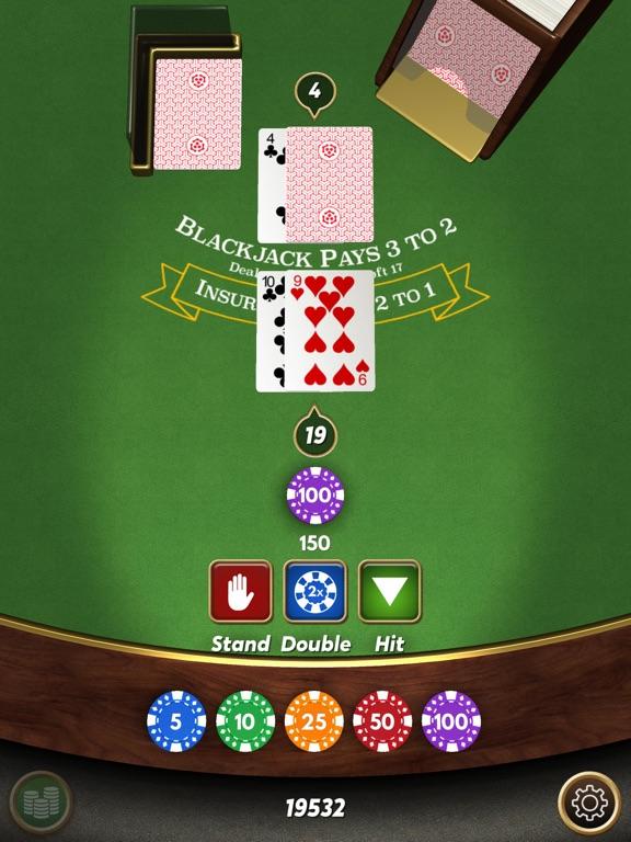Blackjack 21 ⁂ screenshot 8