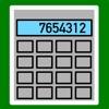 巨大電卓Mini - iPhoneアプリ