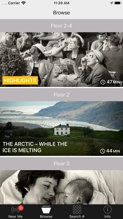 Nordic Museum Audio Guide