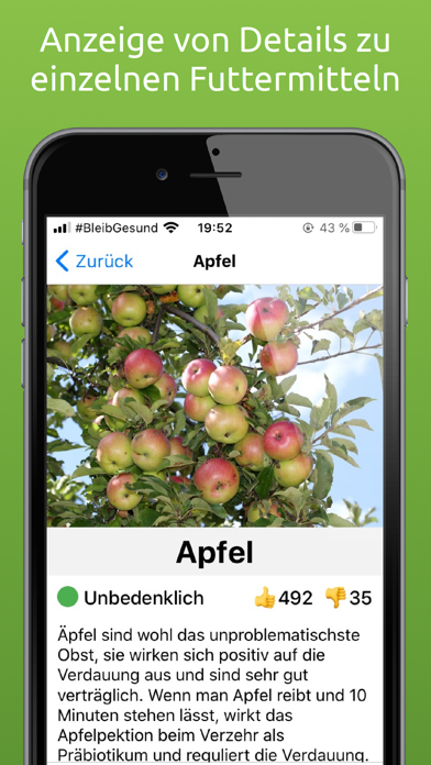 messages.download Mein Futterlexikon: Kaninchen software