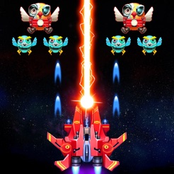 Strike Galaxy Attack Fighters on the App Store