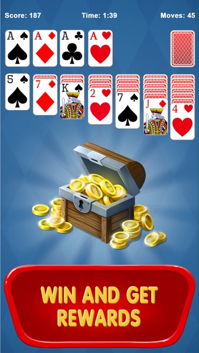 Solitaire - The Classic Look screenshot 3