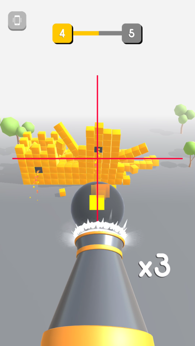 Block Kaboom screenshot 1