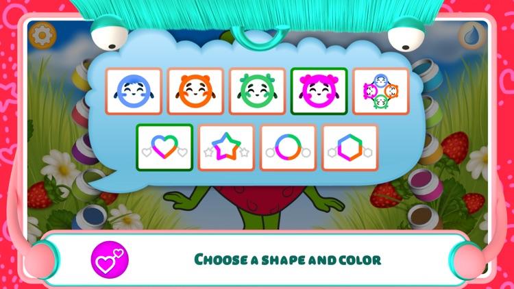 Connect the Dots - Fruits screenshot-6
