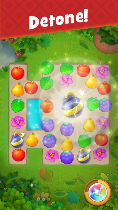 Baixar Gardenscapes para Android