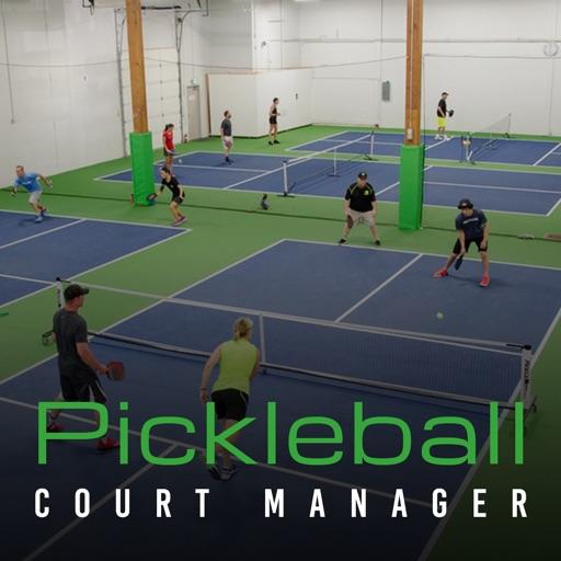 Pickleball Court Manager