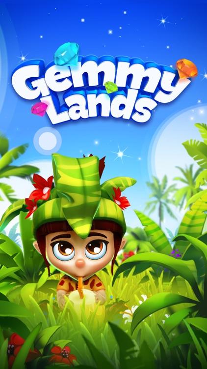 Gemmy Lands: Jewel Games screenshot-6