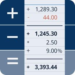 CalcTape Paper Tape Calculator