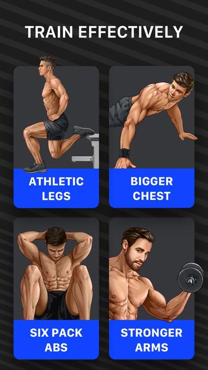Muscle Booster Workout Tracker screenshot-5