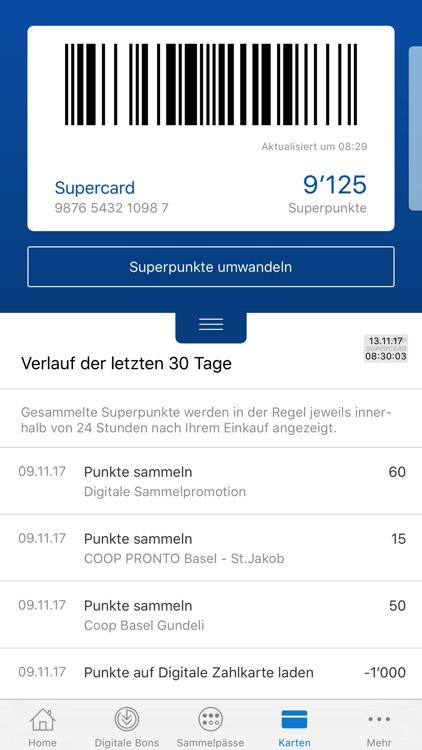 Supercard screenshot-4
