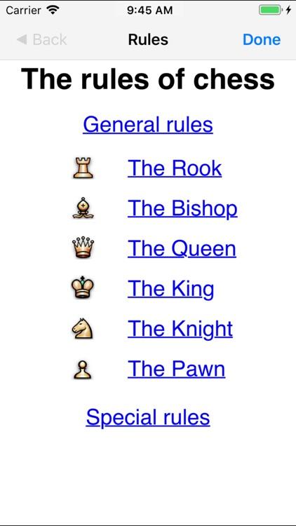 Chess Tiger Lite screenshot-4