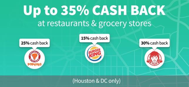 2f308c55d0a GetUpside: Gas & Food Cashback on the App Store
