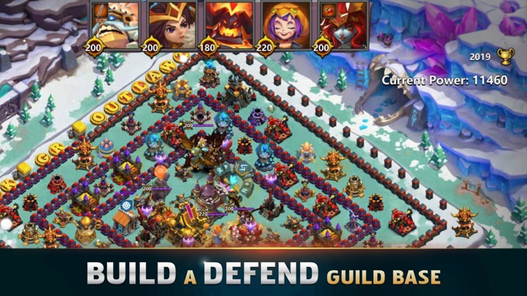 Clash of Lords 2: Guild Castle screenshot-4
