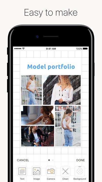 Plotboard - simple moodboard screenshot-6