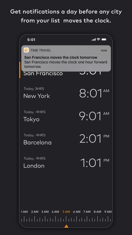 Time Travel - timezone convert screenshot-4