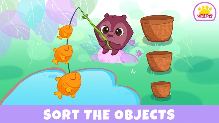 Bibi:Games for Toddlers 2 3 4 screenshot-0