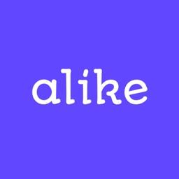 alike - who thinks like you?