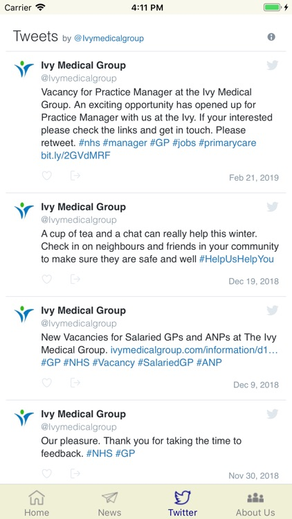 The Ivy Medical Group screenshot-4