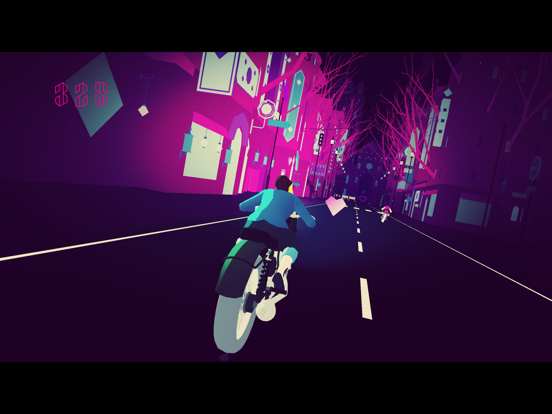 Sayonara Wild Hearts screenshot 8