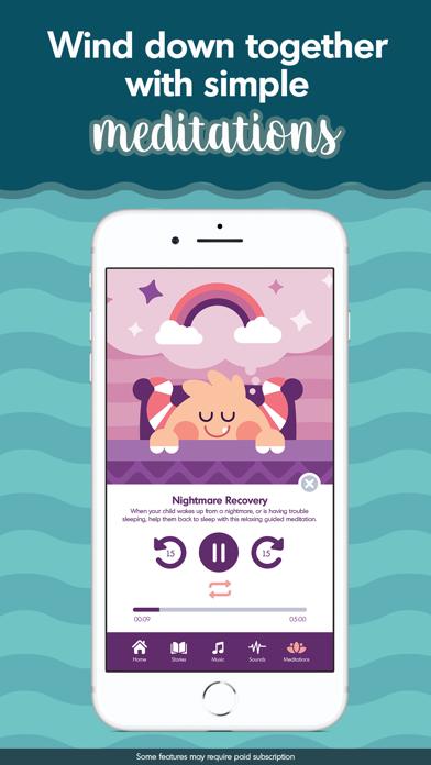 Budge Bedtime Stories & Sounds screenshot 9