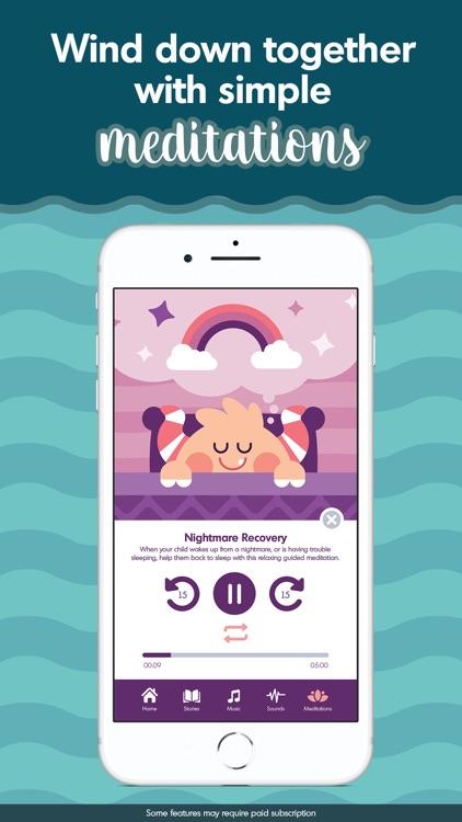Budge Bedtime Stories & Sounds screenshot-8