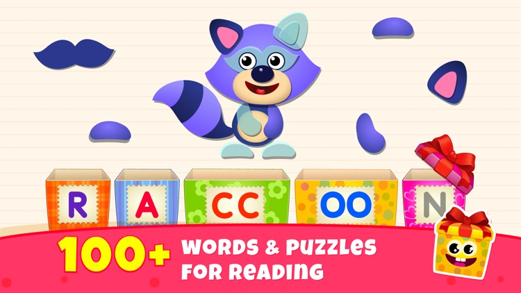 ABC Games for Kids to Reading screenshot-8