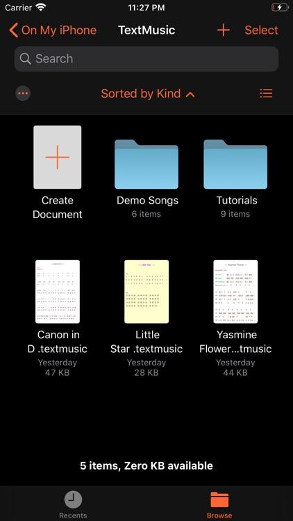 TextMusic screenshot-9