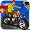 Pizza Delivery Bike Rider - iPhoneアプリ