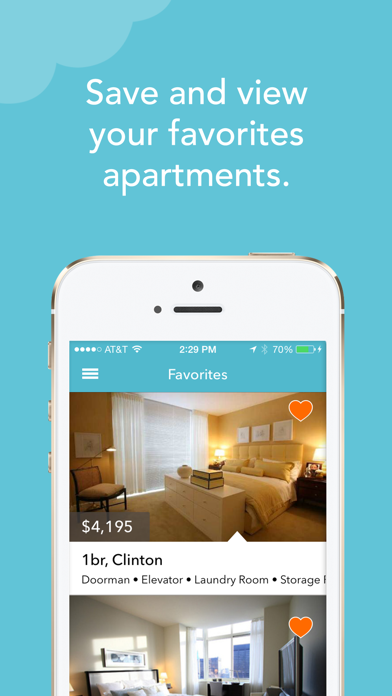 NYC Apartments for Rent screenshot three