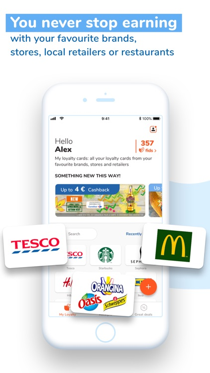 FidMe - Loyalty Cards & Deals