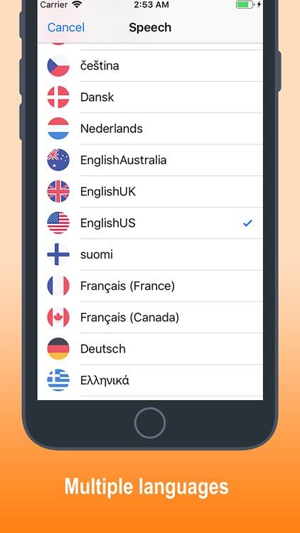 Active Voice! screenshot-3