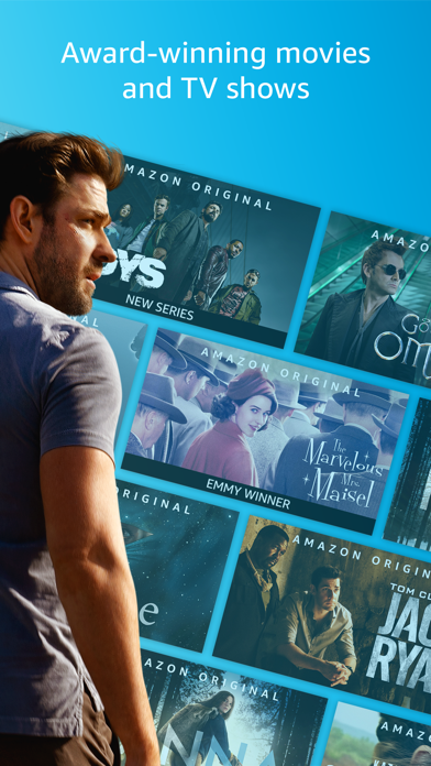 Download Amazon Prime Video for Android