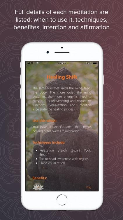 IAM Yoga Nidra™ screenshot-4