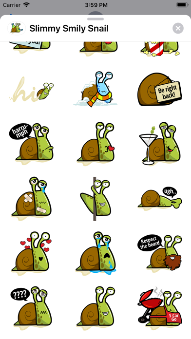 Slimmy Smily Snail screenshot 3
