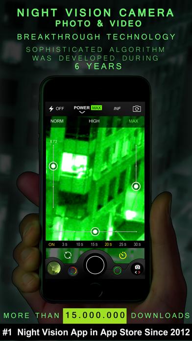 Night Vision (Photo & Video) Screenshots