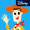 App Icon for Pixar Stickers: Toy Story App in Brazil IOS App Store
