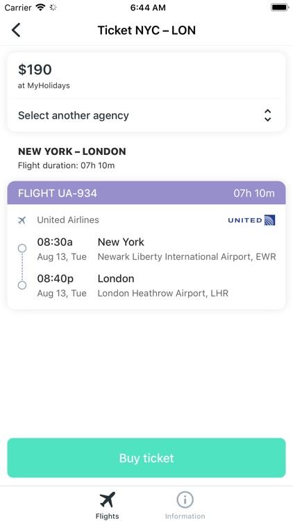 Low Fare Flights screenshot-3