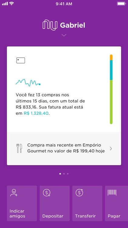 Nubank screenshot-0
