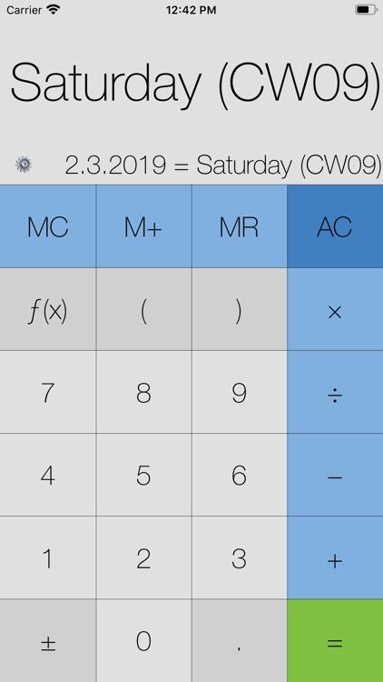 My Calculator (incl. currency) screenshot-4