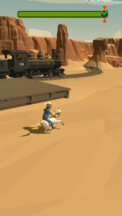 Cowboy Flip 3D screenshot 7