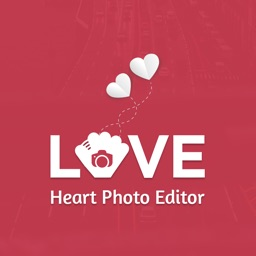 Love Heart Photo Editor by Hardik Mavani