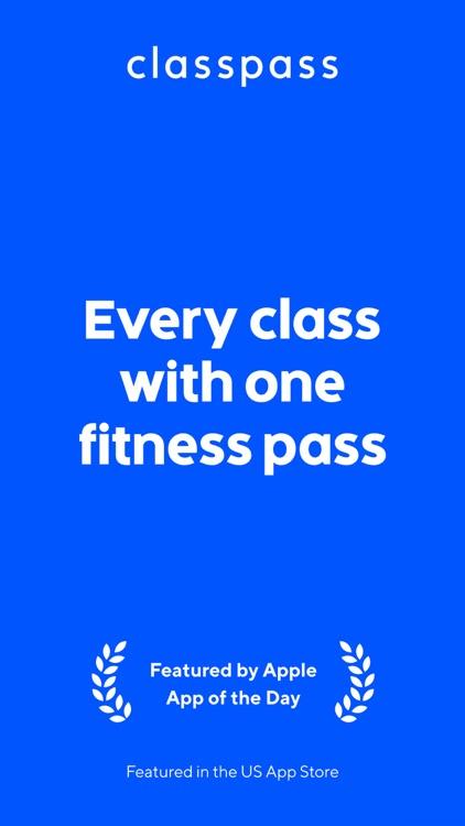 ClassPass: Fitness Workout App screenshot-0
