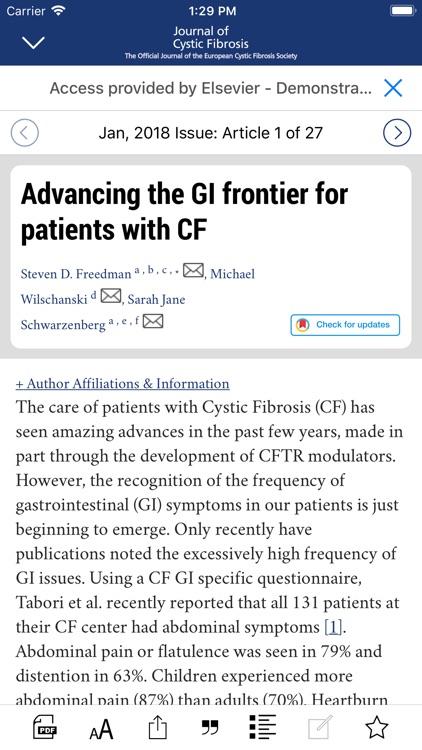 The Journal of Cystic Fibrosis screenshot-4