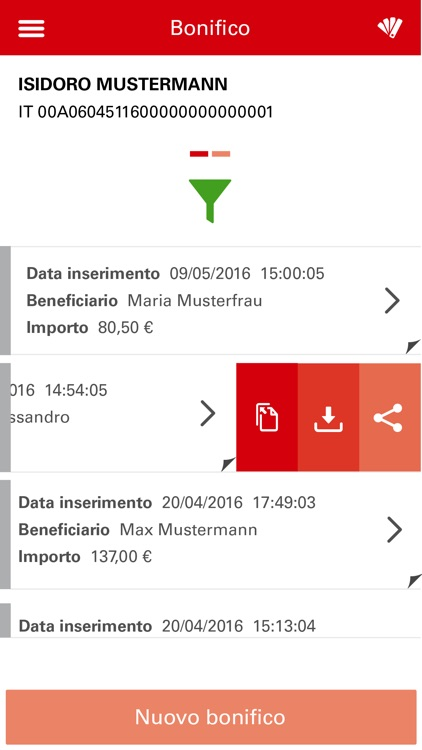 isi-mobile Cassa di Risparmio screenshot-3