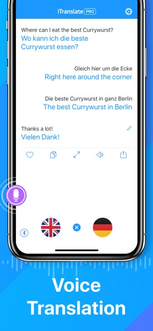 Translate App for Text & Voice on the App Store