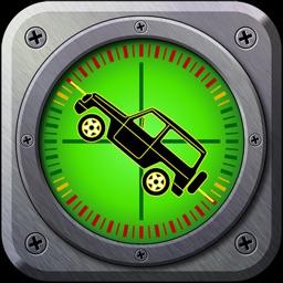 landMeter Car